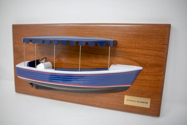 electric boatsduffy25