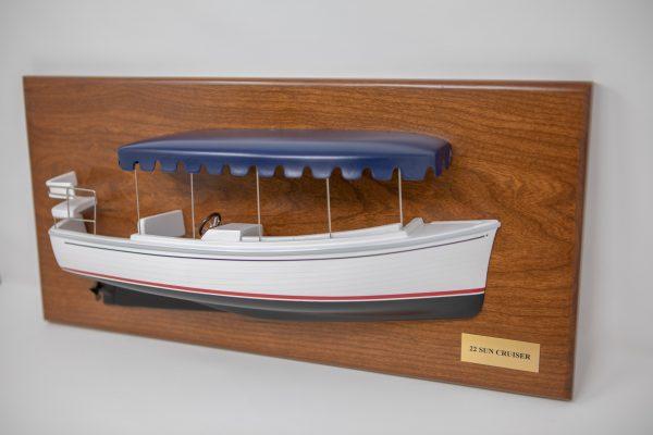 electric boatsduffy19