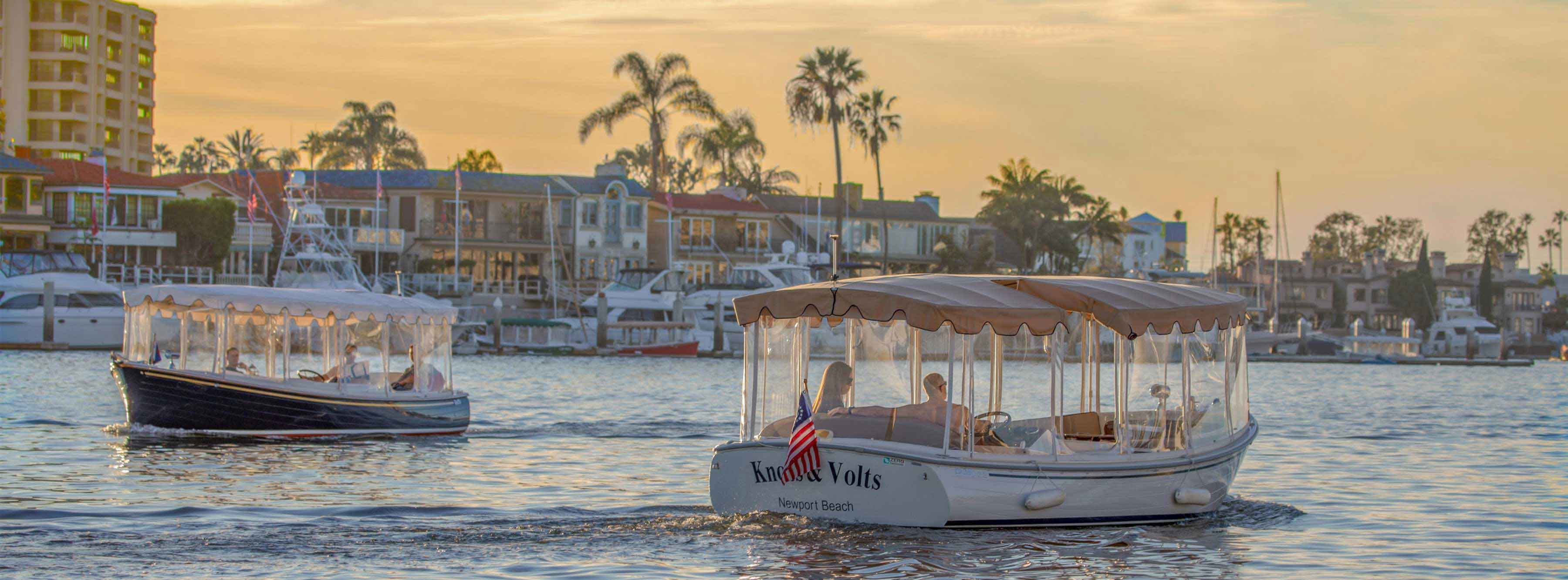 duffy electric boats