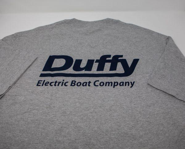 duffy boat T-shirt3