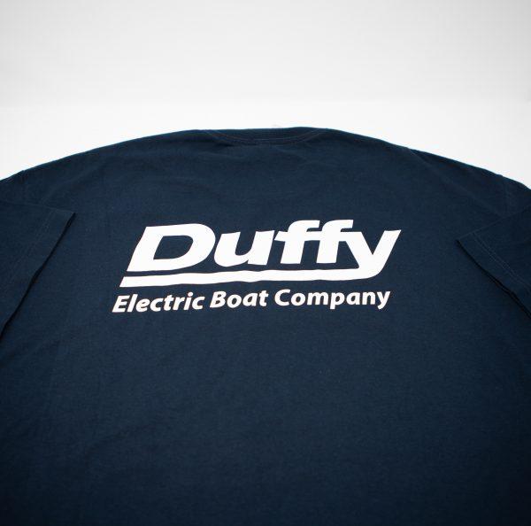 duffy boat T-shirt