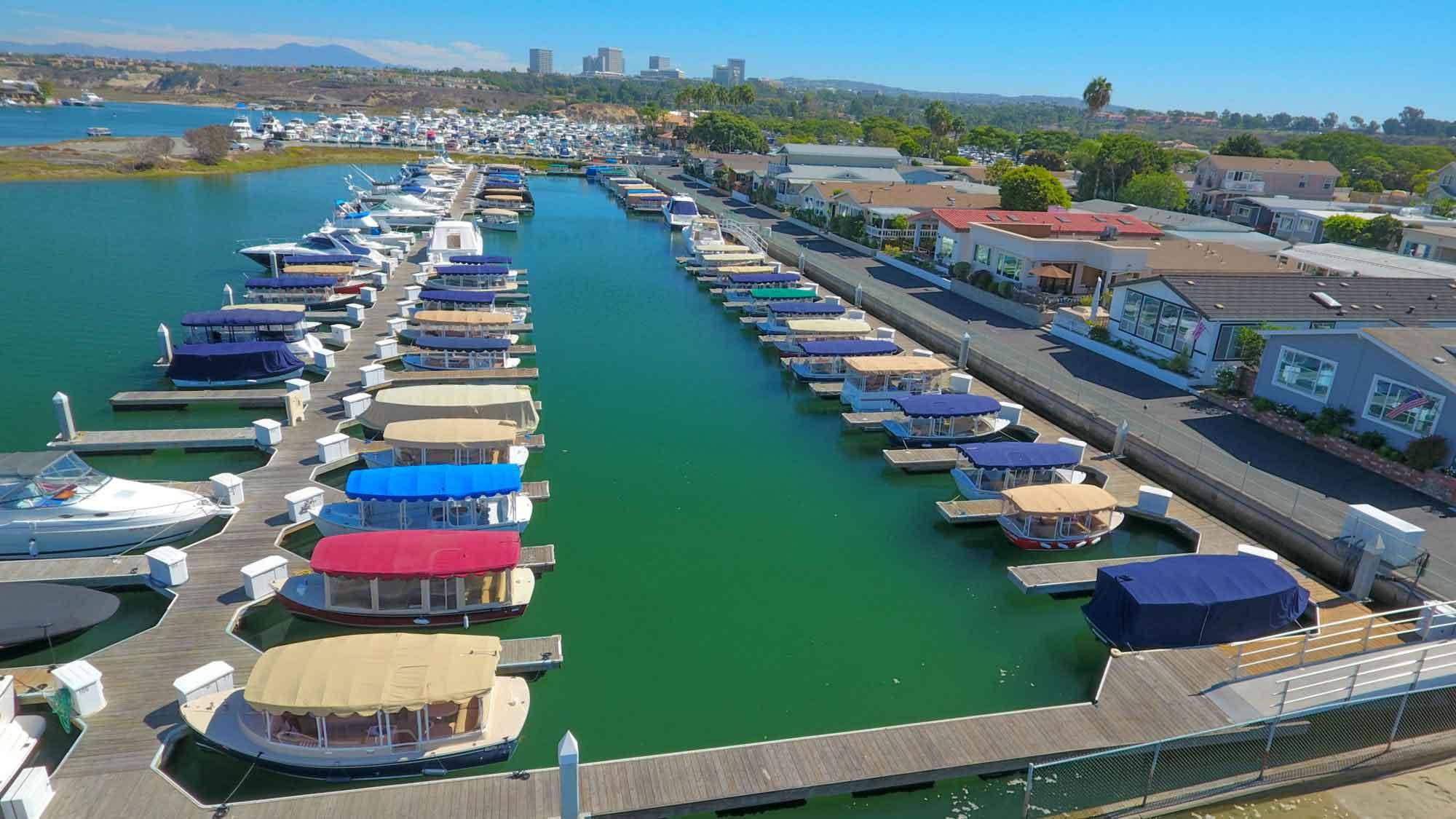 Duffy Boats rental
