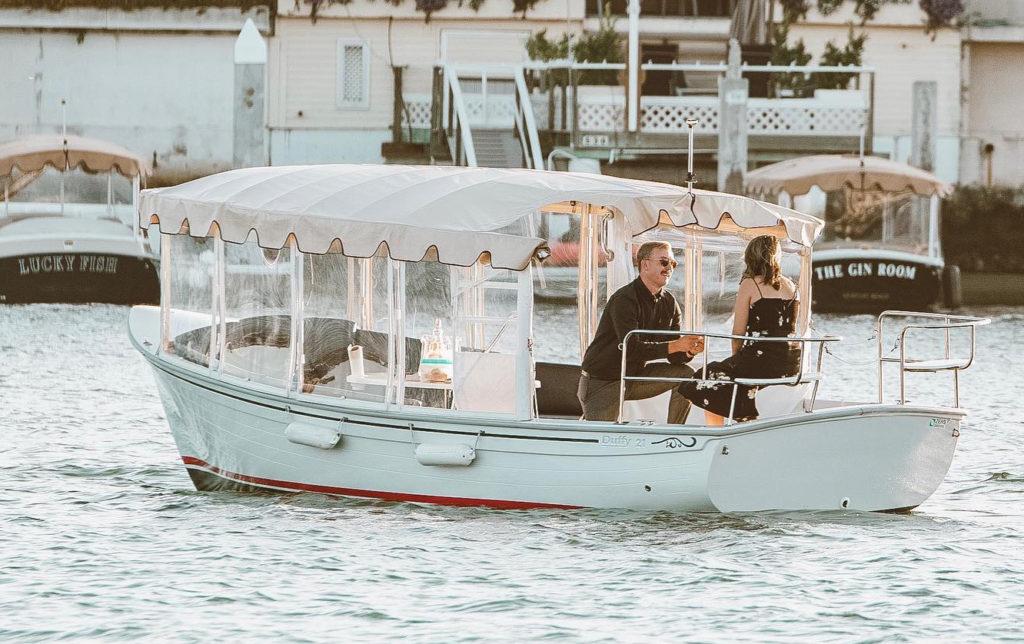 Duffy Boat Rental