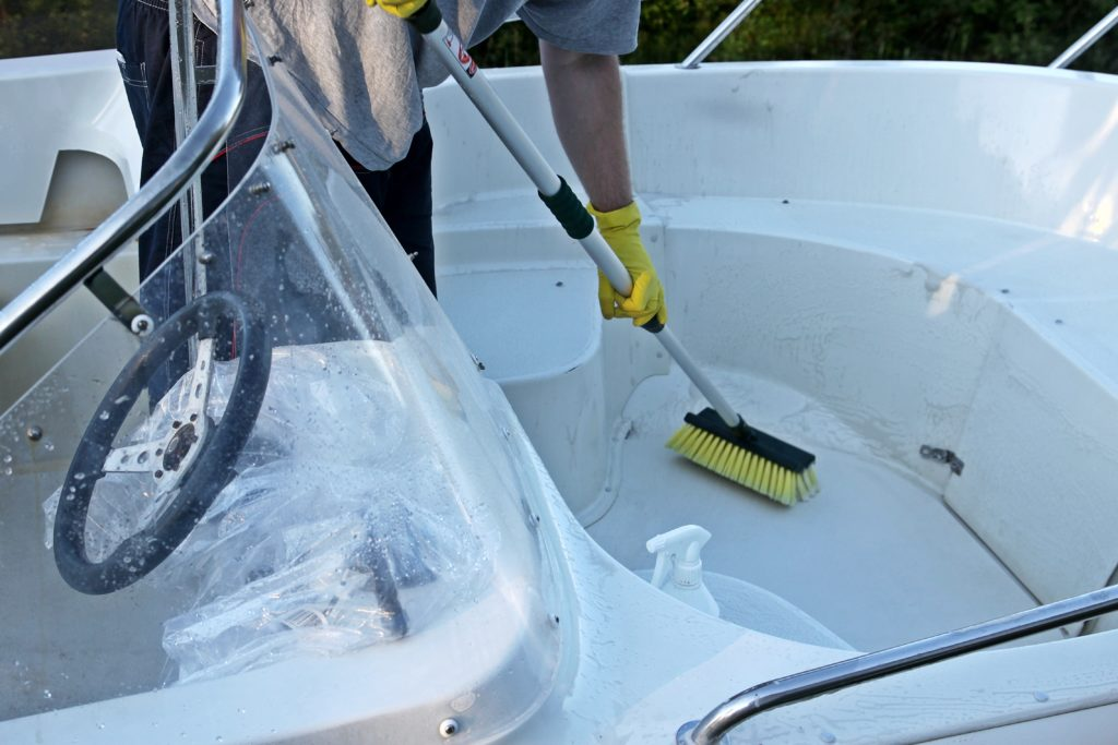 shutterstock_684148657-1024x683 Electric Boat Care Tips: 7 Important Boat Maintenance Tips You Should Know
