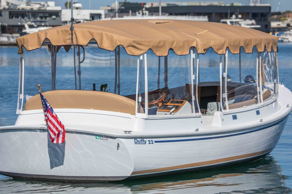 Duffy-Electric-Boats-22-Cuddy-Cabin-Exterior-8-1024x683 Boating Safety Tips: Six Ways to Stay Safe