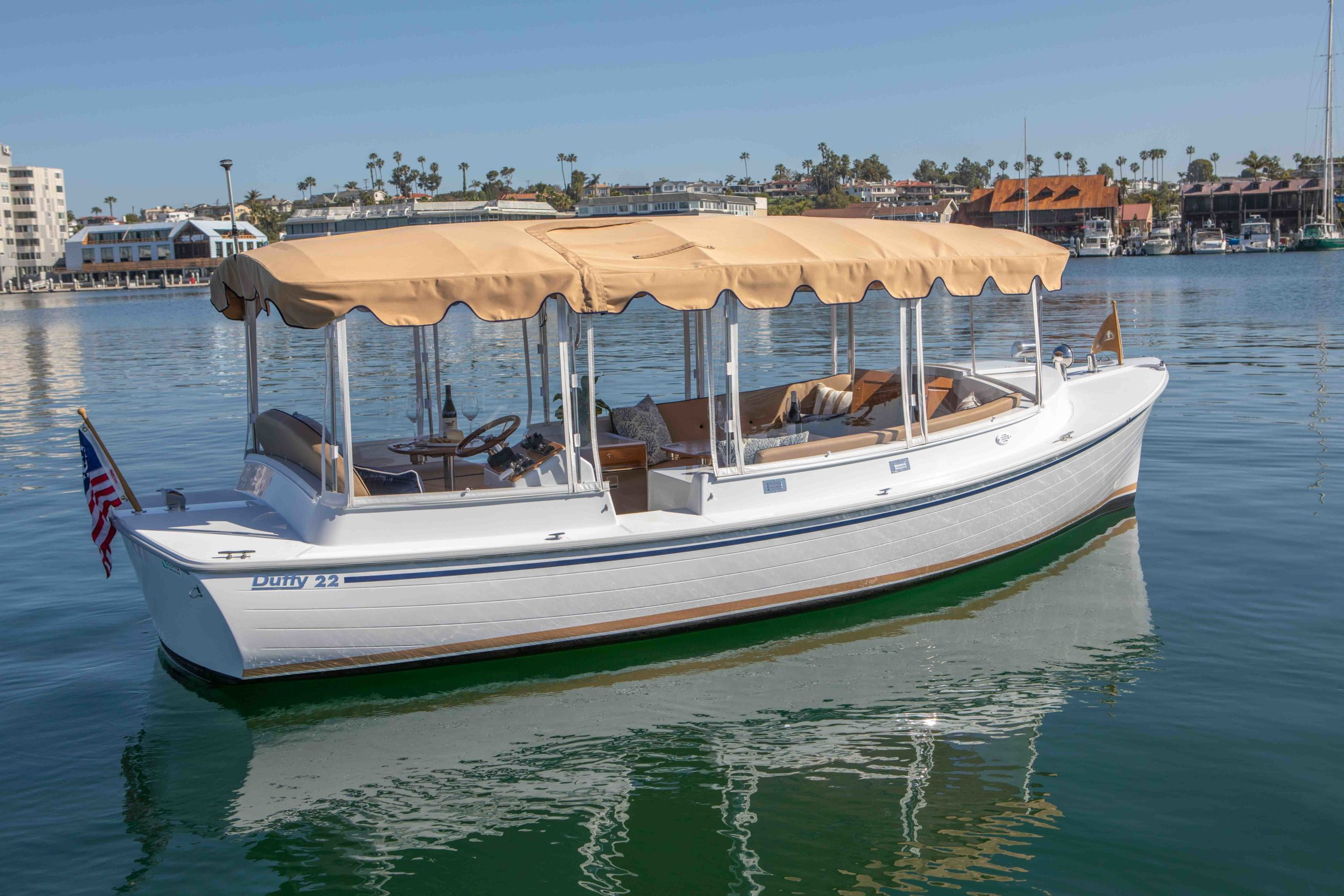 Duffy-Electric-Boats-22-Cuddy-Cabin-Exterior