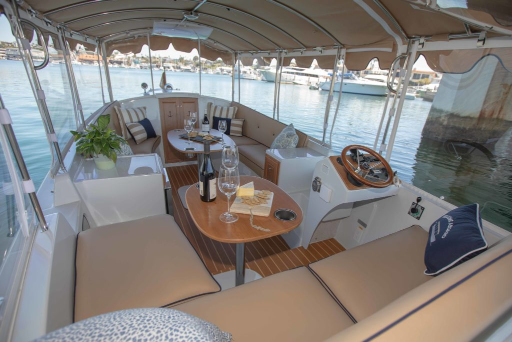 Duffy-Electric-Boats-22-Cuddy-Cabin-Interior-2-1024x683 Most Useful Boat Buying Guide for Newbies